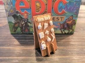 Item Rack - Tiny Epic Quest