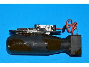 Bomb RC servo MG90s
