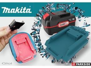 Parkside x20 to Makita 18V FIXED