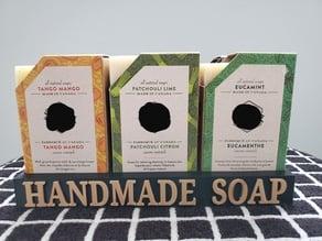 4 oz. Handmade Soap Holder