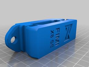No bolts Neck Holder Fimi X8 controller / Colgador mando Fimi X8 sin tornillos