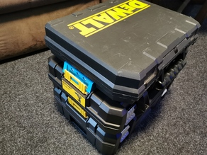 Old generic Dewalt box to TStak
