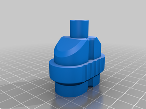 Pocket Screwdriver 6.35 Impact HEX Bit