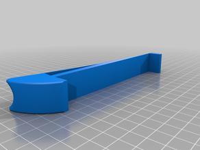cr-10 control box filament guide