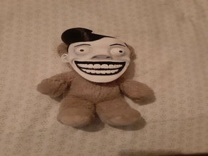 Mr Chuckle Teeth