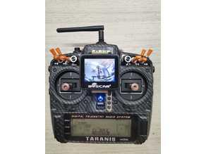 Montura reloj FPV Taranis X9D Plus SE
