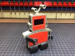 Spying eye robot