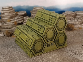 Scifi containers