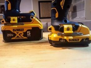 Bit Holder Clip for Dewalt MAX Drill 20V and Driver 12V