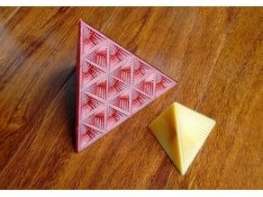 String tetrahedrons