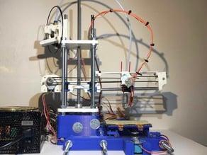 C3DP v0 a 34€/40$ Printer [28BYJ-48 5V]