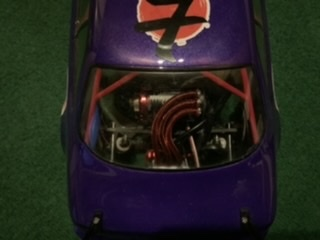 Rc Rollcage for 1:10 Driftcar