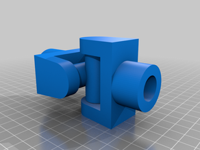Functional Universal Coupling (Single shot FDM 3D printable)