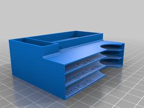 Deck Box Dungeon Organizer