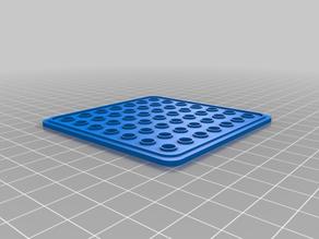 5mm LED Grid Box