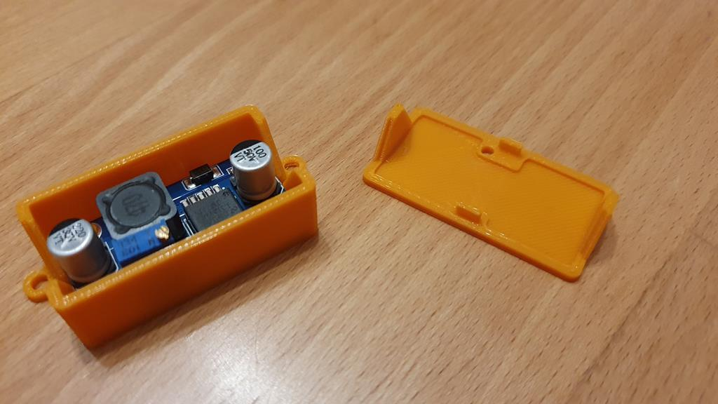 Case for LM2596 - Step down Buck Converter