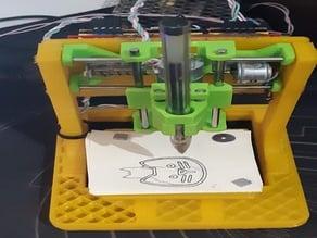Mini CNC penr Engraver
