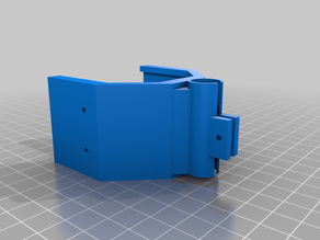 Pen holder for 3018 PRO CNC