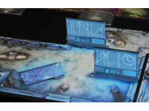 IMPERIAL ASSAULT RETURN TO HOTH 05B displays