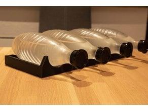 Soda Stream Bottle Rack