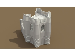 BASTION – TOWER CORNER