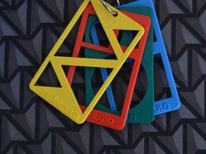 Formas geométricas / geometric shapes (pré-escola / K5)