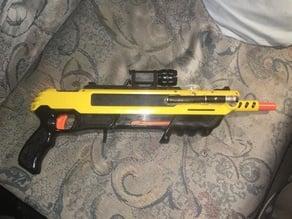 Bug-a-Salt tactical flashlight mount -  27.5mm
