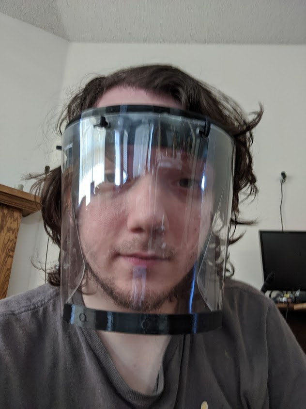 Coke Bottle Mask File For Use With Prusa Mask