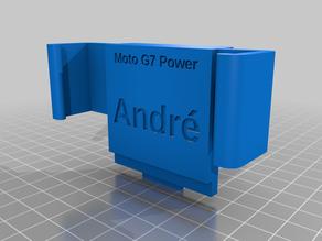 MotoG 7 power Charging Dock