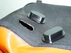 Repair foot for Ortlieb Office Bag - Ersatz Fuß für Ortlieb Office Bag