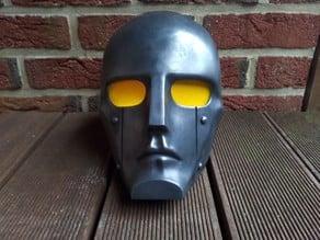 Q Mask / Helmet (Street fighter 3)