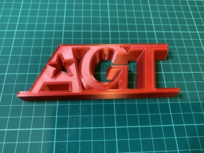 America's Got Talent logo - AGT