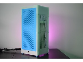 Hightower: Mini-ITX PC Chassis