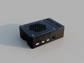 Raspberry Pi 4 Case
