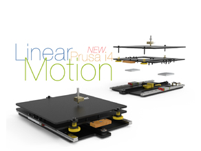 New Linear Motion for Prusa i4