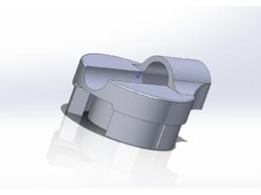 Gardena PowerMax 42E handle holder