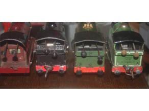 01.Hornby O Gauge Locomotive Coal Bunkers