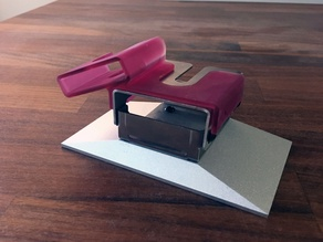 EPAX 1 Build Plate Angled Holder