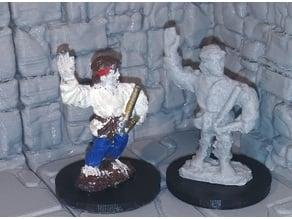 Replica of Grenadier Specialists 2006 #2 Miniature