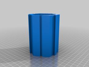 Interlocking Hexagon Storage Cups