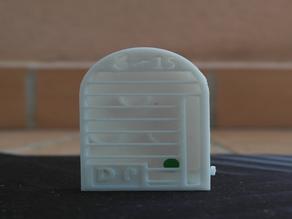Mini Pinball Bagatela