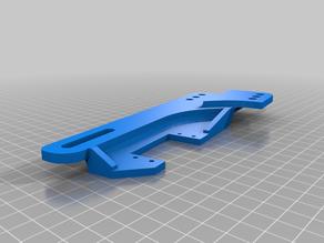 Active aero bracket - Voltex