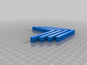 HO Scale Angles for Gluing Corners