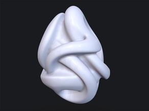 Yayene sculpture (smooth variant)