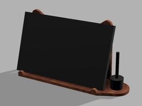 Wacom intuos pro small desk stand