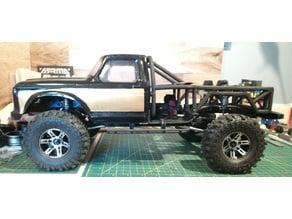 RedCat Gen 8/Axial Clone Ford Honcho Back Half