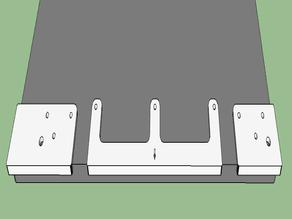3dpBurner2 CUSTOM Drill Templates  READ DESCRIPTION!