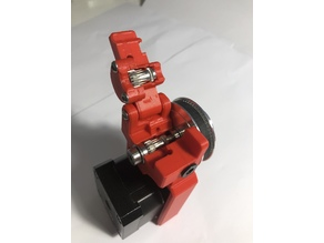 Yet Bondtech Bowden Extruder - Geared with Belt