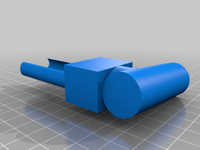 Guttering with 22mm tube attachment