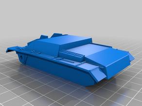 Stug iii G Tank 1:56 scale (28mm)